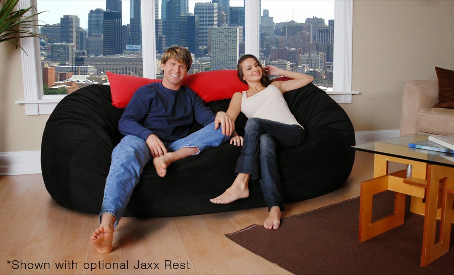 Comfy Bean Bag Chairs Jaxx Lounger