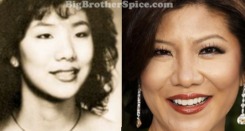 Julie Chen Before After Plastic Surgery