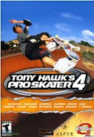 Download PC Game Tony Hawks Pro Skater 4