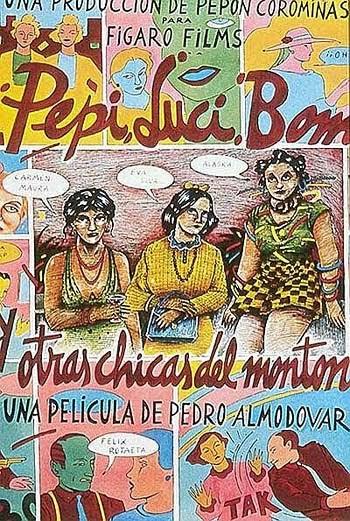 Pepi, Luci, Bom y otras chicas del monton (30/11/2014)