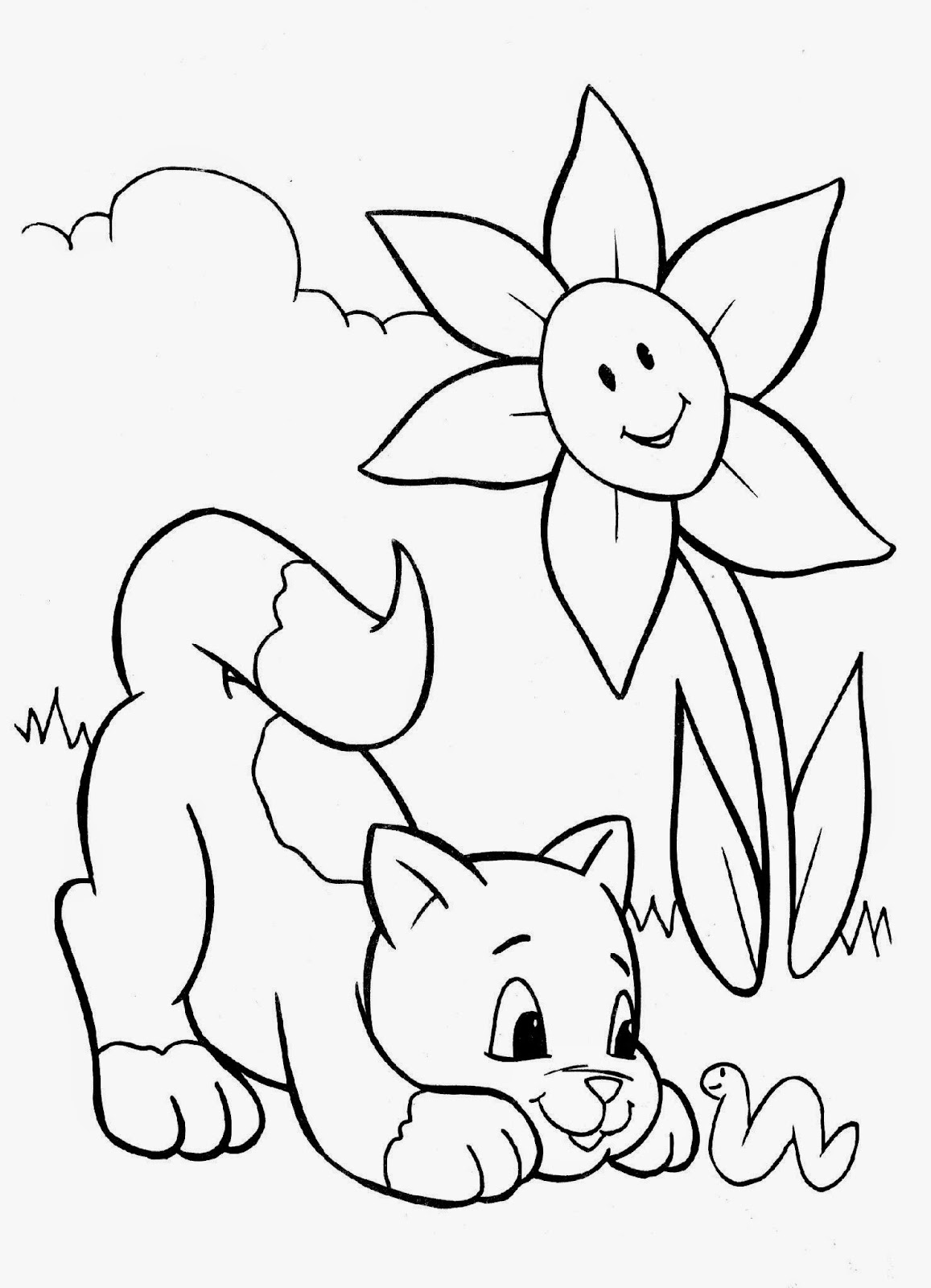 92 Crayola Coloring Pages Easter Bunny