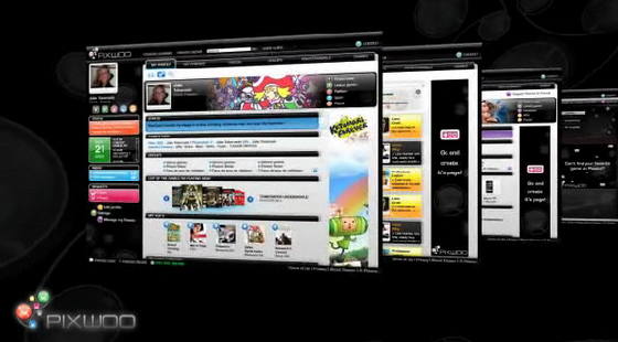 Pixwoo, le réseau social des gamers