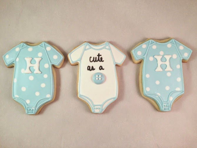 The Holland House: Baby Boy Onesies