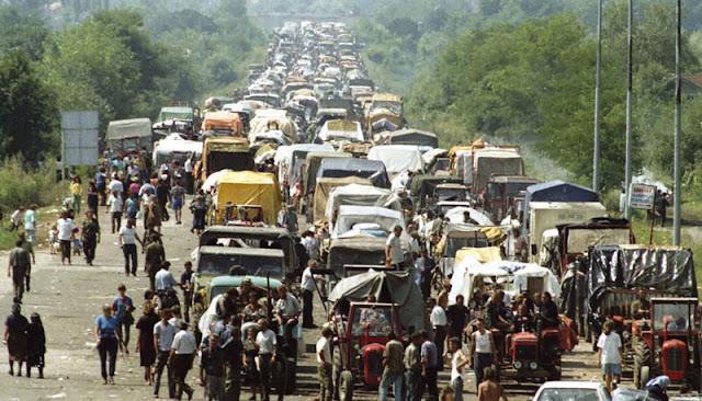 Eparhija, rasko, prizrenska, egzil, #Kmnovine, #vesti, олуја, злочин, страдање, Срби, хрватска,