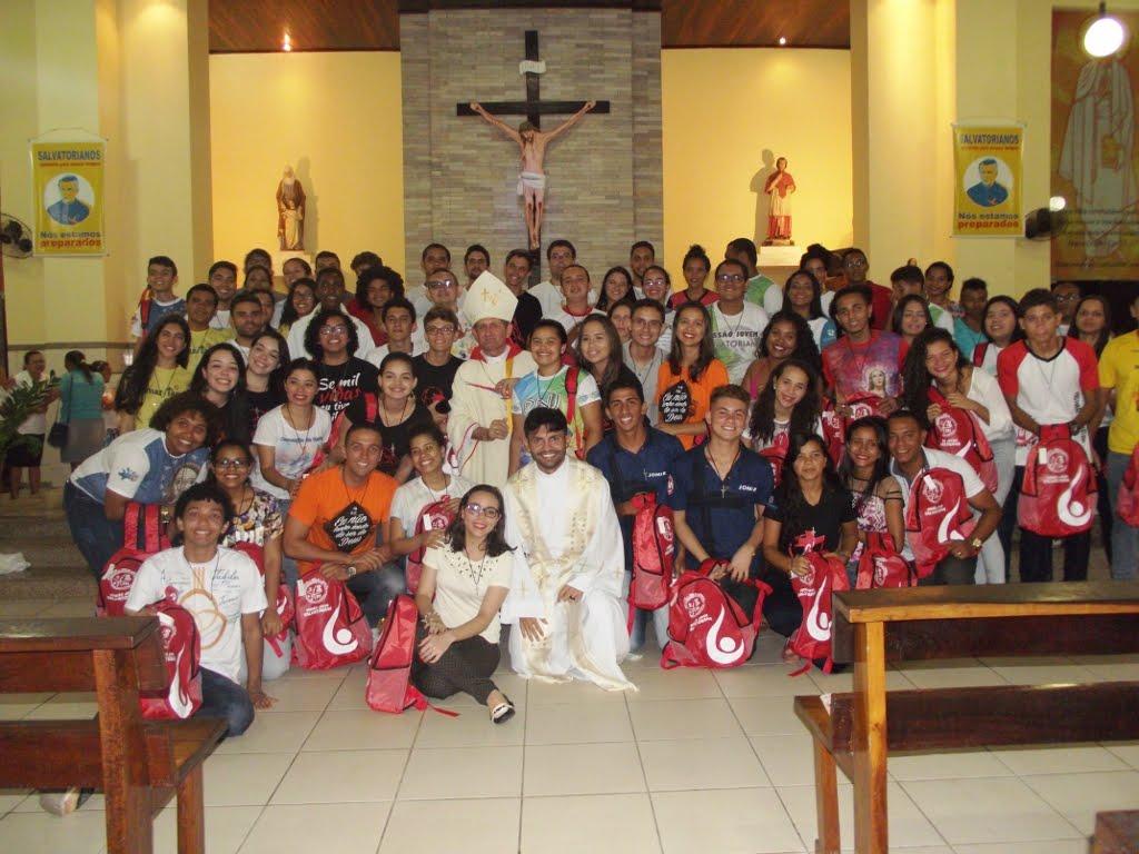 MISSÃO JOVEM SALVATORIANA 2016