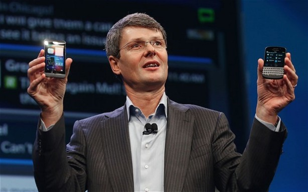 Technology Blackberry 10