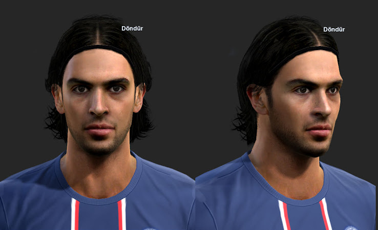 PES 2013 Pastore Face by ilhan