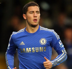Eden Hazard, Chelsea midfielder