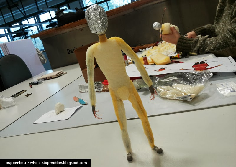 wHole Stopmotion Production Blog - Einblicke in Conceptart, Setbau ...