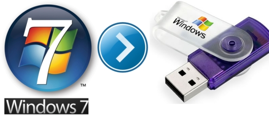 how to make bootable usb windows 7 using poweriso