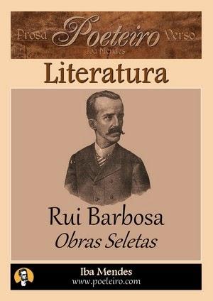 Obras Seletas de Rui Barbosa