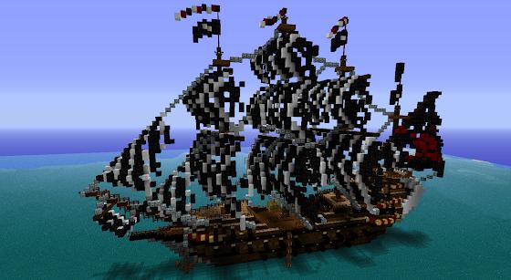 opgw Minecraft server Bateau-pirate-minecraft-03