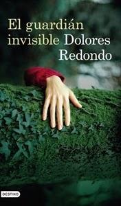 Ranking Semanal: Número 12. El Guardián Invisible, de Dolores Redondo.