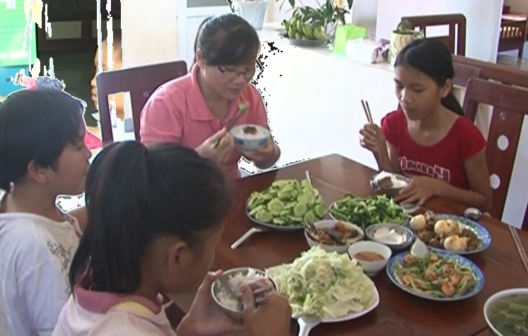 Gia Lai: Làng SOS - Tổ ấm của trẻ mồ côi