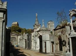 La Recoleta Cemetery (Argentina)