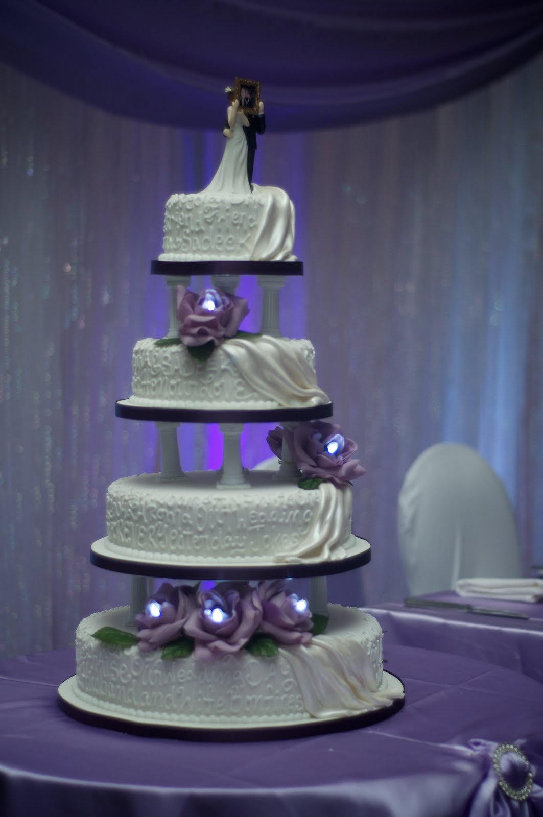 Beach wedding cakes, Wedding cakes and Trinidad on Pinterest