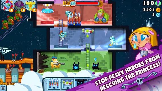 screenshot 2 Castle Doombad v1.01