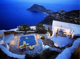 Mediterranian Terrace Style