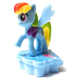 MLP Maxi Surprise Egg Rainbow Dash Figure by Kinder