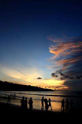 at Jimbaran Bali