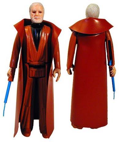 Ben Kenobi es una figura de la que no se esperarían muchas