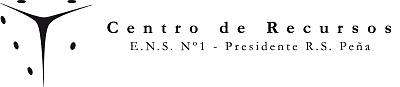 """Centro de Recursos de la Escuela Normal Superior en Lenguas Vivas Nº 1 """"Pte. Roque Sáenz Peña"""""""