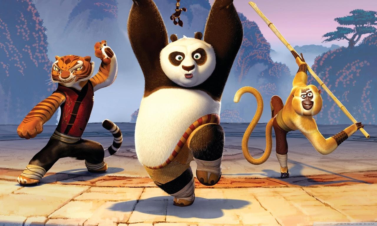 wallpapersku kung fu panda 2 wallpapers
