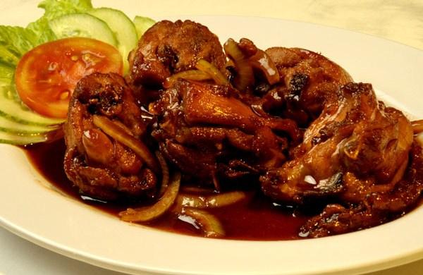 Resep Ayam Goreng Mentega Kecap Sederhana, Cara Membuat Ayam Goreng Mentega Sederhana