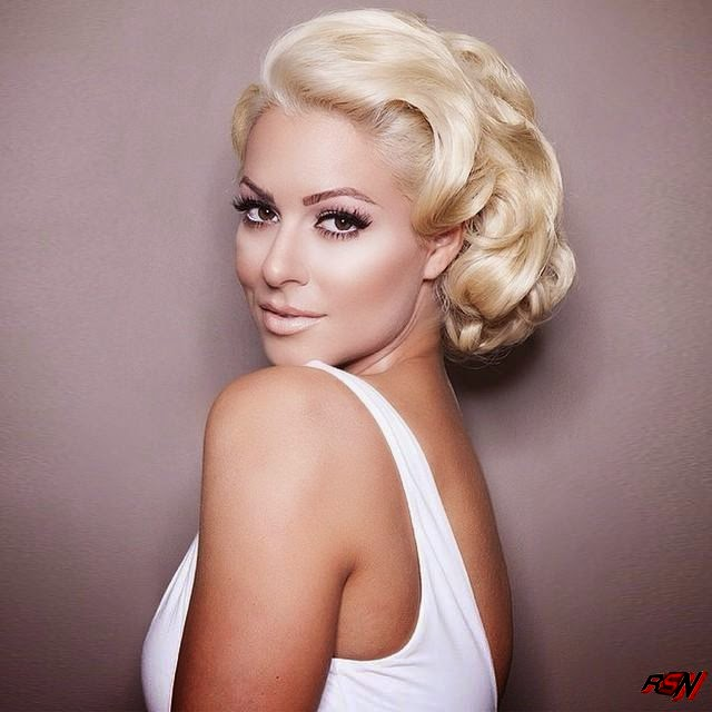 Cute New Photo of Maryse.
