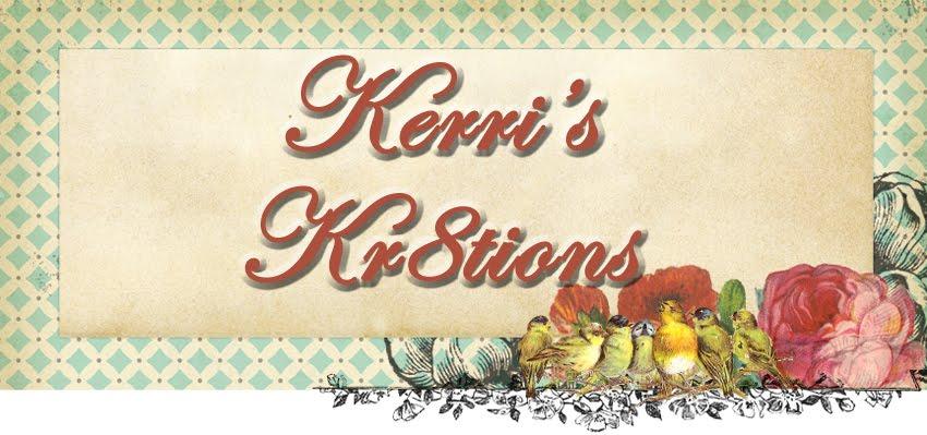 Kerri's Kr8tions