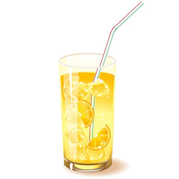 imagen vectorial de Limonada vectorial
