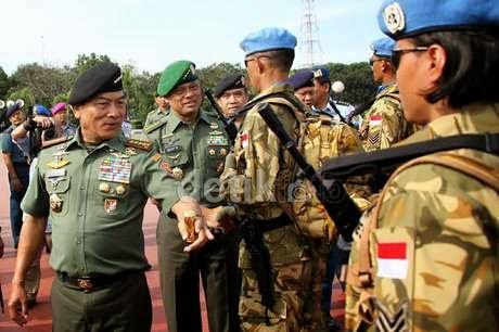 Indonesia Ingin Bantu AS Perangi ISIS di Asia Tenggara