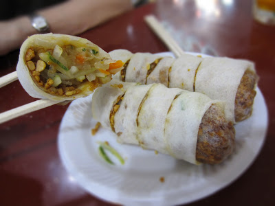 Hawker Centre - Popiah, Singapore