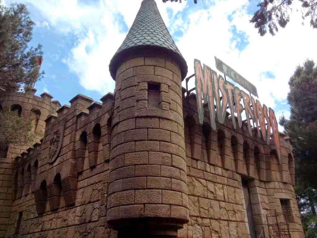 Parque de Atracciones Tibidabo Barcelona
