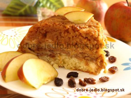 Jablkový nákyp - recepty