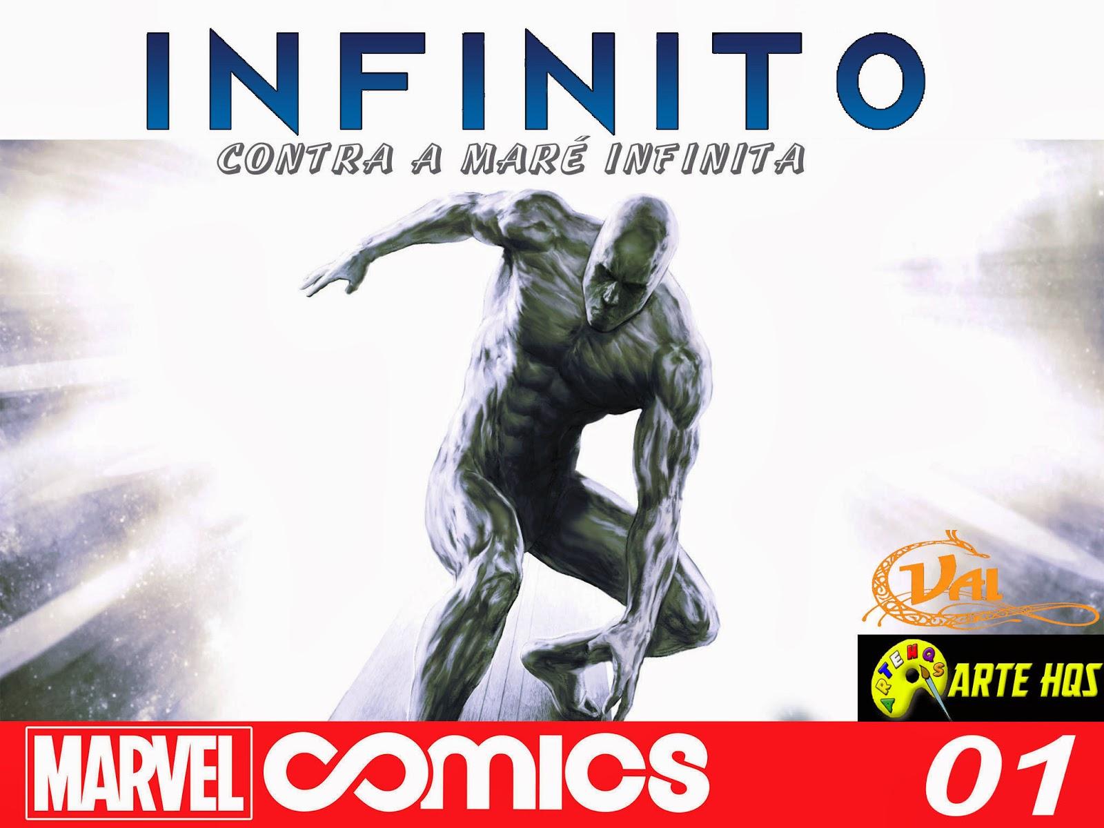 Nova Marvel! Infinito: Contra a Maré #1
