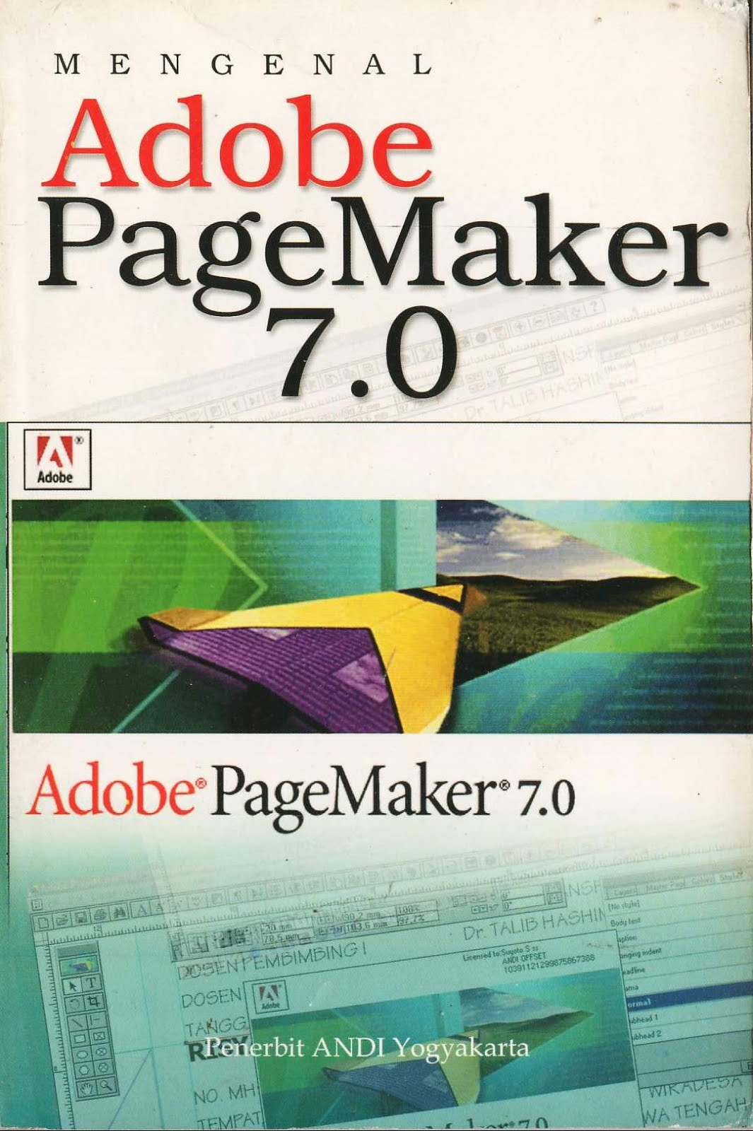 Mengenal Adobe PageMaker 7.0