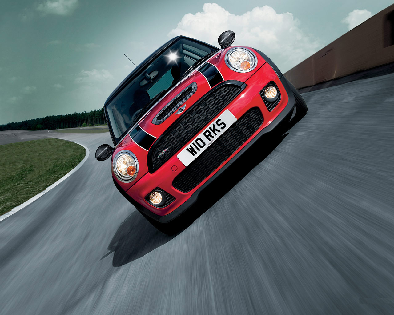 New photo modification mini cooper sport title=