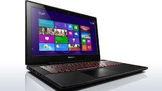 Lenovo Y50, Laptop Gaming Prosesor i7 Terbaru 2015
