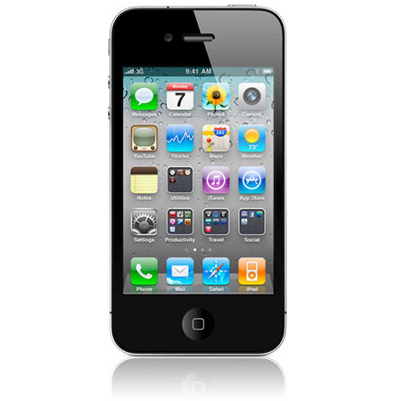 technology world refurbished iphone 4 to be available for rs 22 400. Black Bedroom Furniture Sets. Home Design Ideas