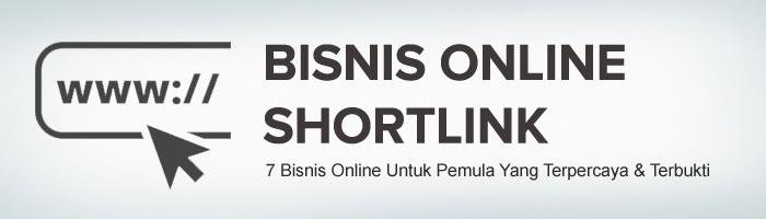 Bisnis Online Shortening Link