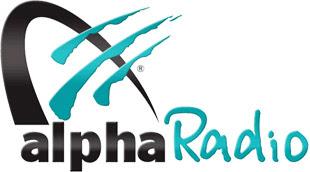 Alpha Radio logo