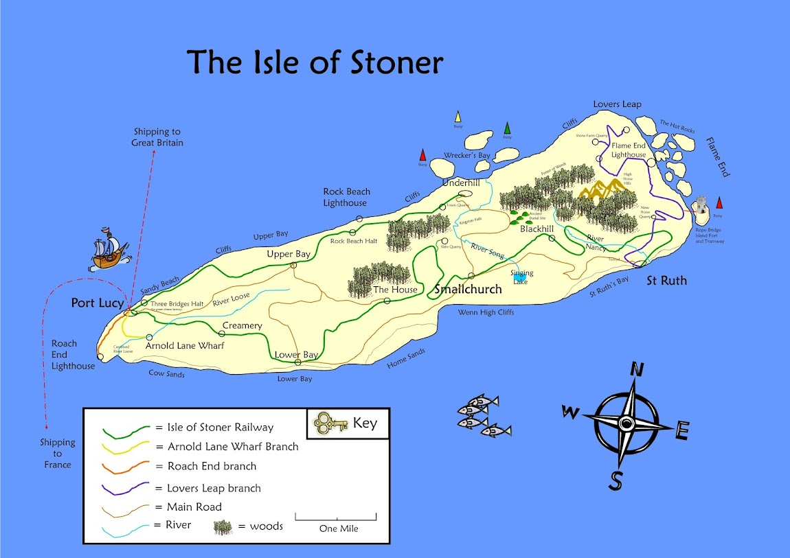 The chronicles of the Isle of Stoner