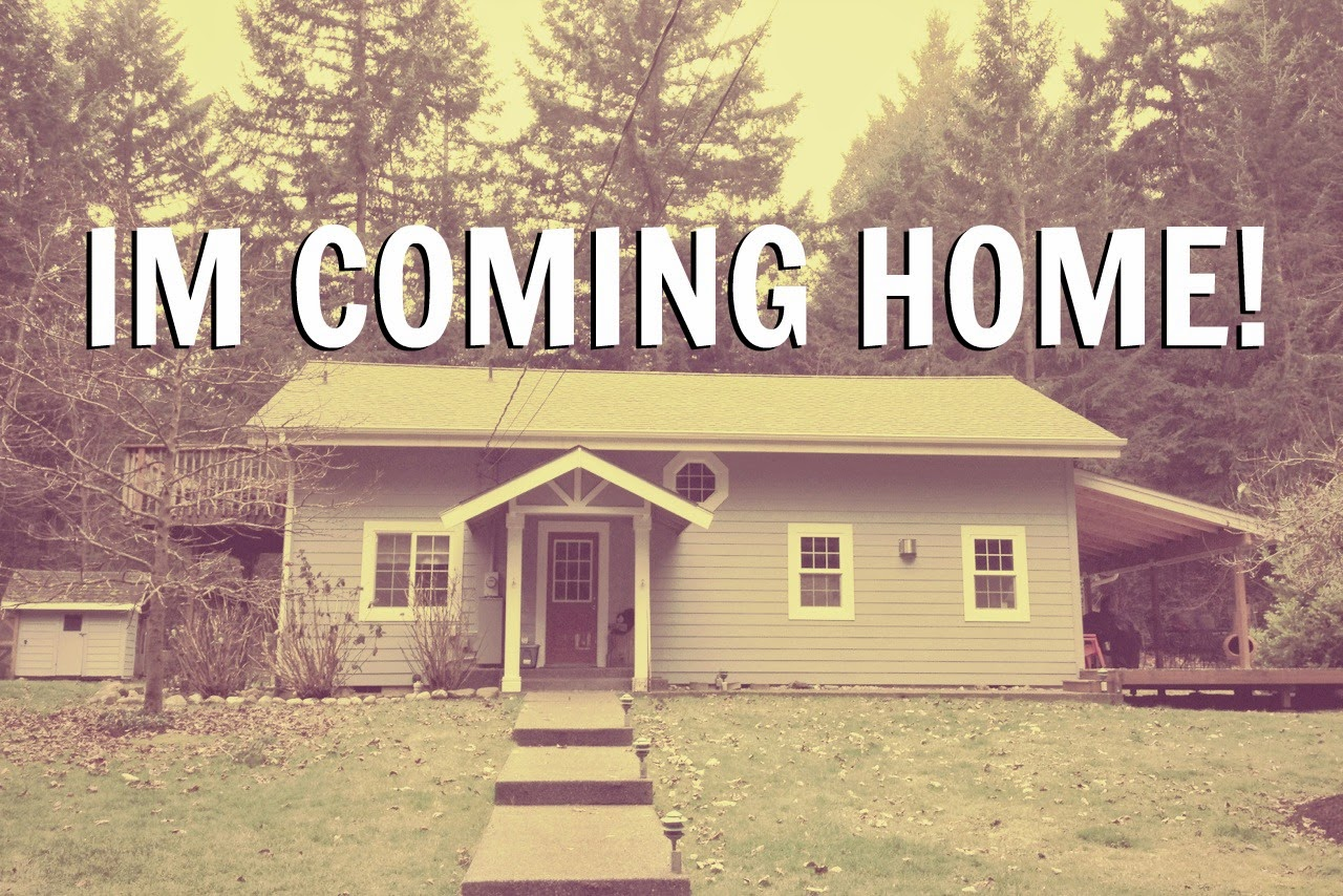 I  m Coming Home   I Am Coming Home