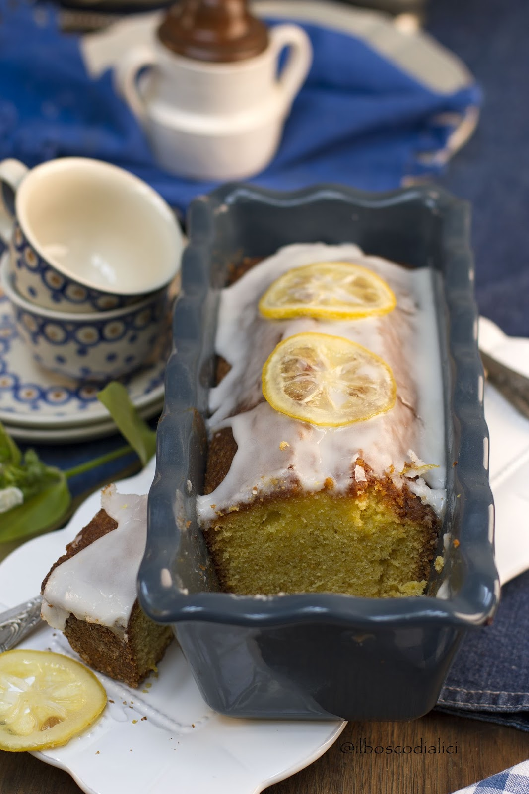 lemon pound cakes di martha stewart