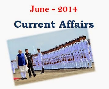 Weekly current affairs pdf-(3rd June- 9th June)