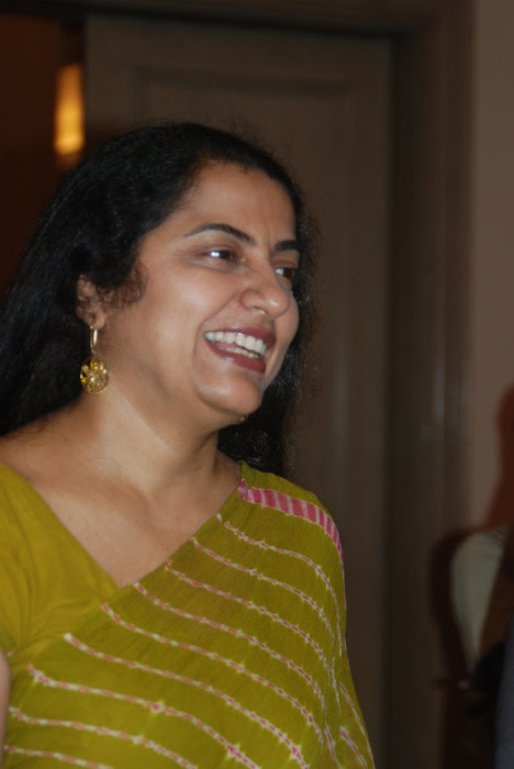 suhasini maniratnam @ a saint in the boardroom book launch