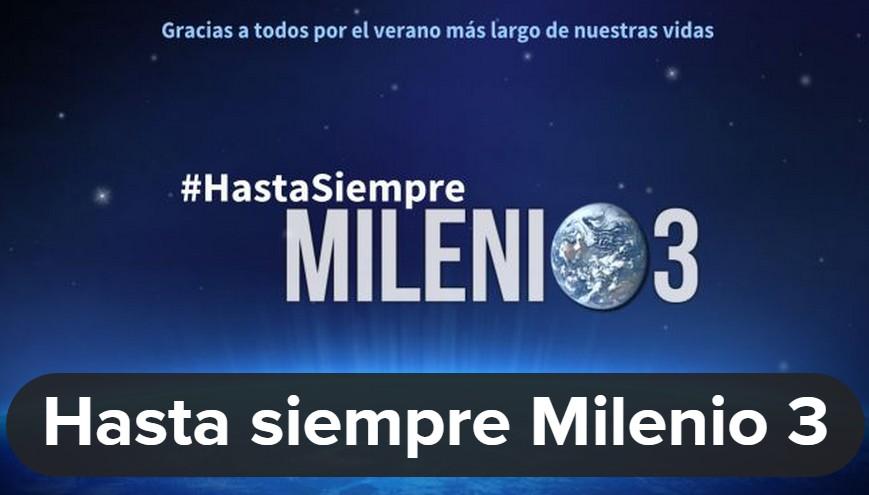 Iker Jiménez pone fin a Milenio 3 después de 14 temporadas ...
