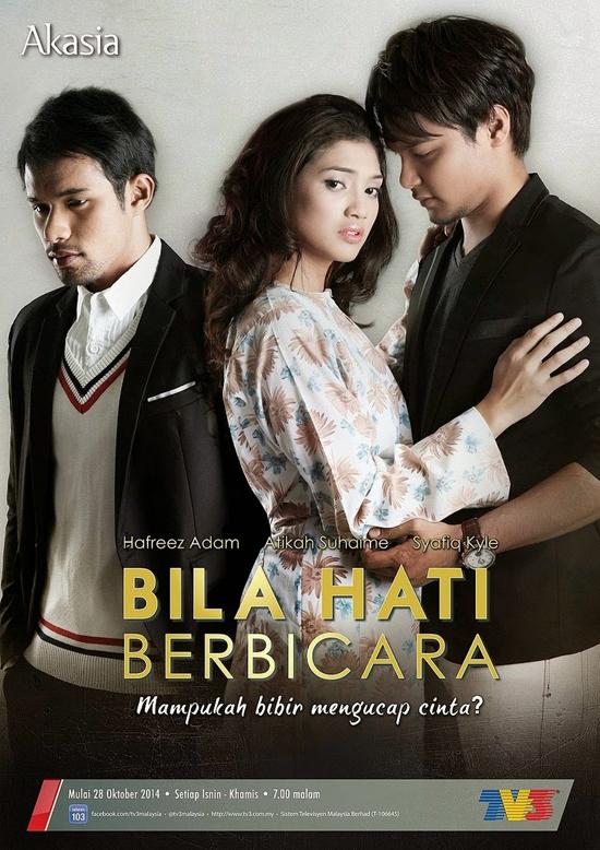 Drama slot Akasia TV3 Bila Hati Berbicara