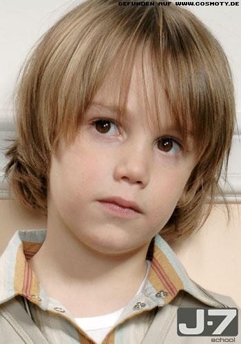 peinados a la moda: cortes de pelo para niños 2013/2014